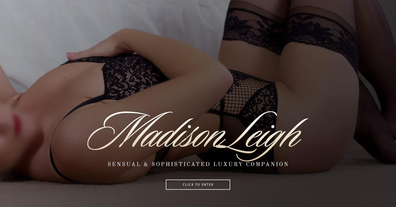 Madison Leigh Luxury Escort